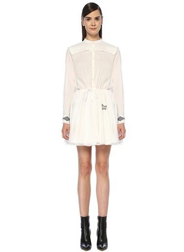 Zadig&Voltaire Elbise Beyaz